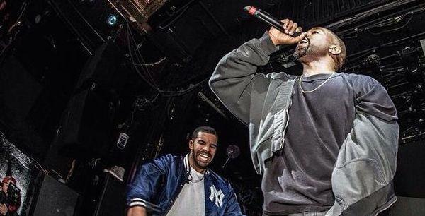 Kanye West Denies Saying Radio Plays Drake's Music Too Much