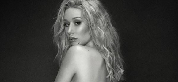 Iggy Azalea Is Topless In Remix Magazine