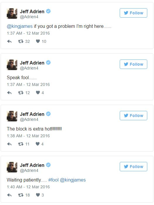 Jeff Adrien