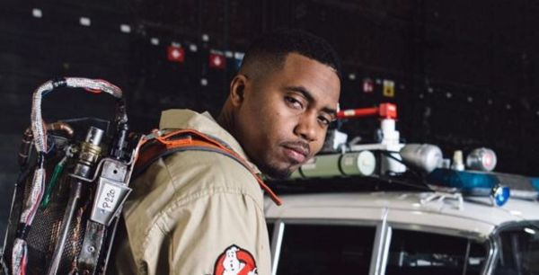 Nas Is Launching A Ghostbusters Themed Clothing Line
