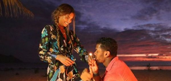 Russell Wilson Is Engaged To Ciara