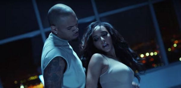 Chris Brown Fires Back at Tinashe Over Kehlani Comments