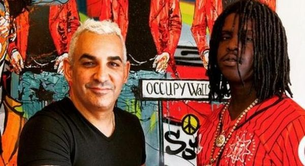 FilmOn Records Boss Alki David Taunts Chief Keef With Repossessed Car