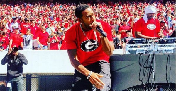 Ludacris Got A Lot Of Money To Play Georgia's Spring Scrimmage