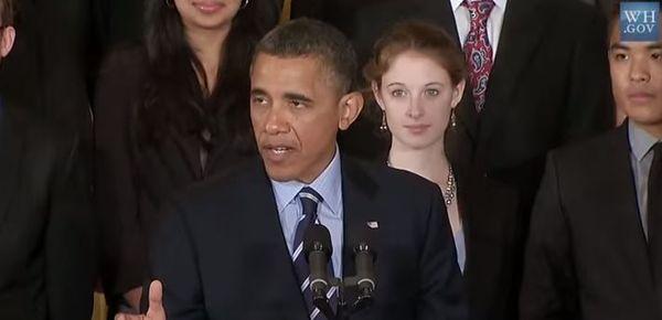 Watch Barack Obama Rap 'Panda' [VIDEO]