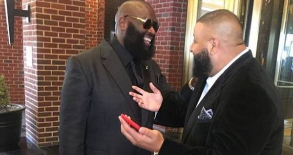 Rick Ross' Ankle Monitor Went Off When He Was Meeting With Obama