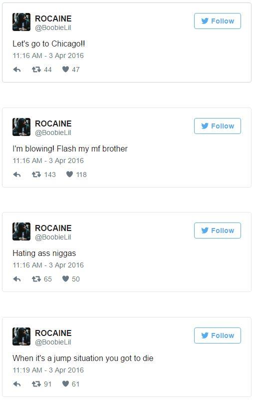 Rocaine