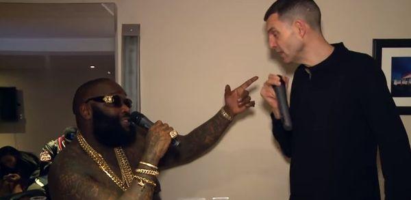 Rick Ross Says He Brought Tim Westwood Into The Illuminati