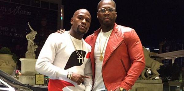 50 Cent Speaks On Floyd Mayweather's Future