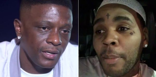 Kevin Gates & Boosie Badazz's Entourages Apparently Fought During Show [VIDEO]