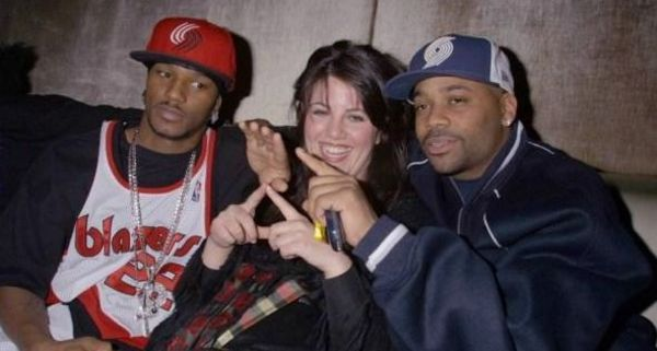 Cam'ron Comments On Famous Monica Lewinsky Photo