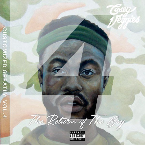 Casey Veggies' 'Customized Greatly Vol. 4' Track List