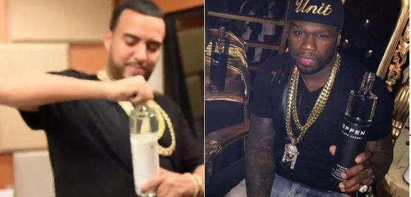 French Montana Trashes EFFEN In Vodka Wars With 50 Cent [VIDEO]