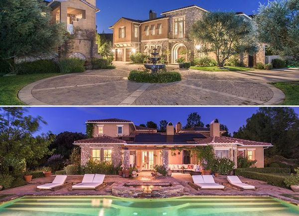 French Montana Bought Selena Gomez's Mansion