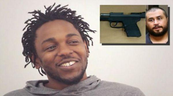 About Kendrick Lamar Buying George Zimmerman's Gun ...