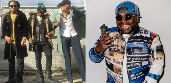 Migos Come For Peewee Longway After He Says He Named The Dab