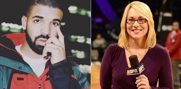 Watch Drake Finally Meet His Crush Doris Burke