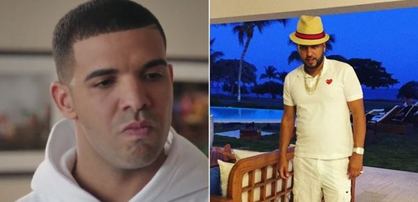Drake Lost A Big Bet To French Montana On The NBA Finals