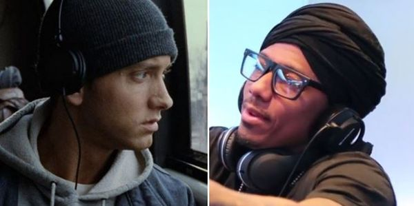 Nick Cannon Shades Eminem; Claims White Girls Make Hip Hop Stars