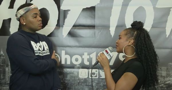 Kevin Gates Appears To Apologize For Rude Interview