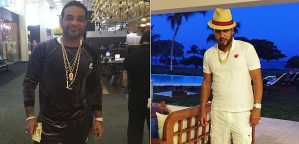 Jim Jones Says He Needs To Fight French Montana To Settle Beef