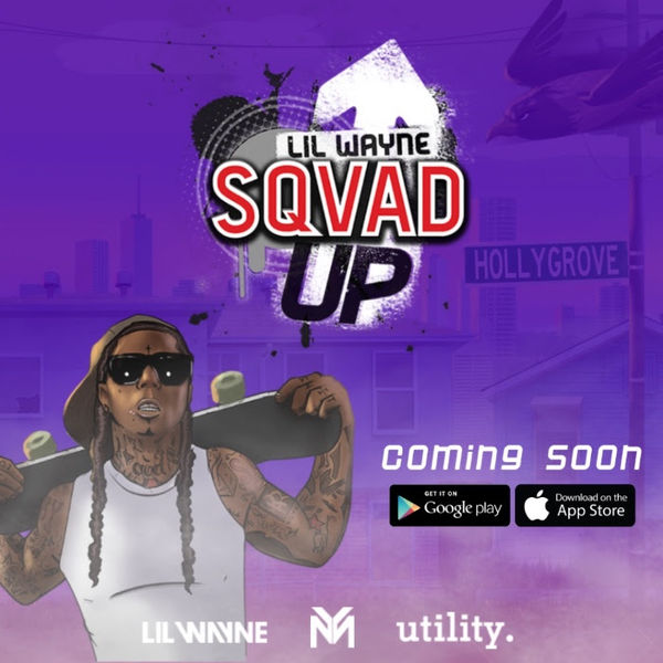 Lil Wayne Announces New Mobile Game Titled 'Sqvad Up'