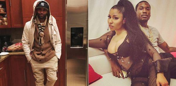 Joe Budden Says Nicki Minaj Is Stupid Because She Likes Stupid Meek Mill