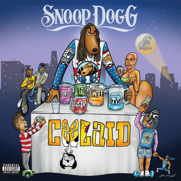Snoop Dogg's 'Cool-Aid' Album Is Stacked With Guest Features