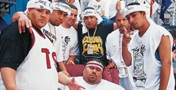 Fat Joe Criticized For Terror Squad Reunion Without Terror Squad