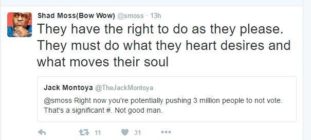 bow wow tweet