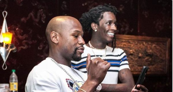 Floyd Mayweather Almost Signed Future & Young Thug To His TMT Label