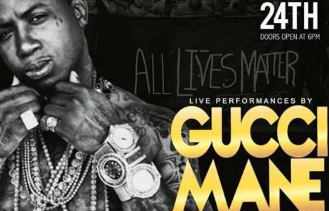 gucci mane all lives matter