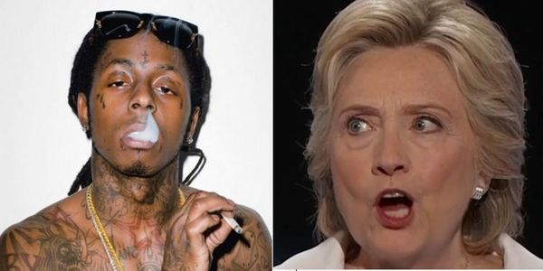 Lil Wayne Reacts To Hillary Clinton Referencing Him In DNC Speech [VIDEO]