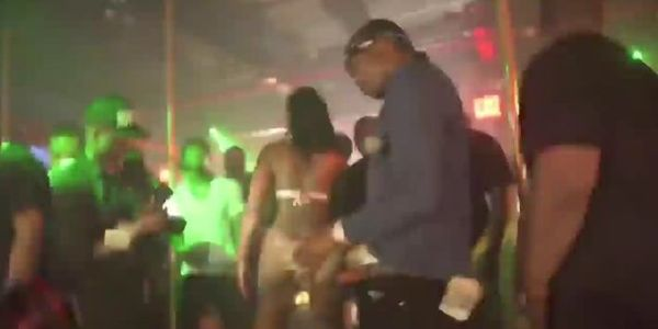 Watch Meek Mill Toss Many, Many Stacks At The Strip Club [VIDEO]