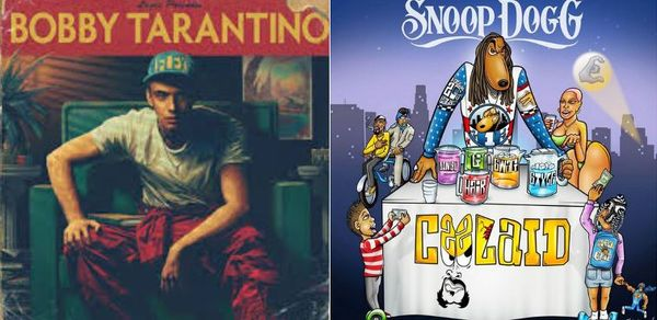 First Week Projections For Snoop Dogg's 'Cool Aid' & Logic's 'Bobby Tarantino'