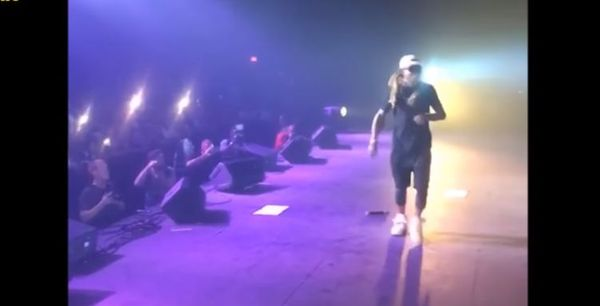 Lil Wayne Drops Mic And Storms Out Of High Times Concert