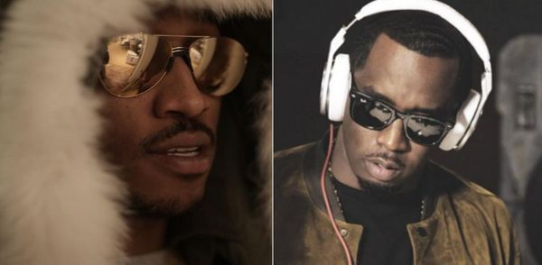 Future Slams 'Old' Diddy, Much To 50 Cent's Delight [VIDEO]