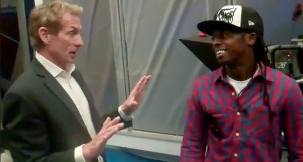 Lil Wayne Is Going To Be A Big Part Of Skip Bayless' New Show