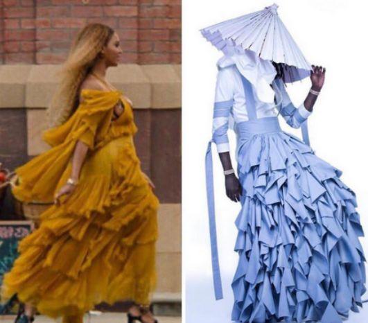 Thug dress