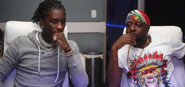 'Elton' Young Thug Featuring Wyclef Jean
