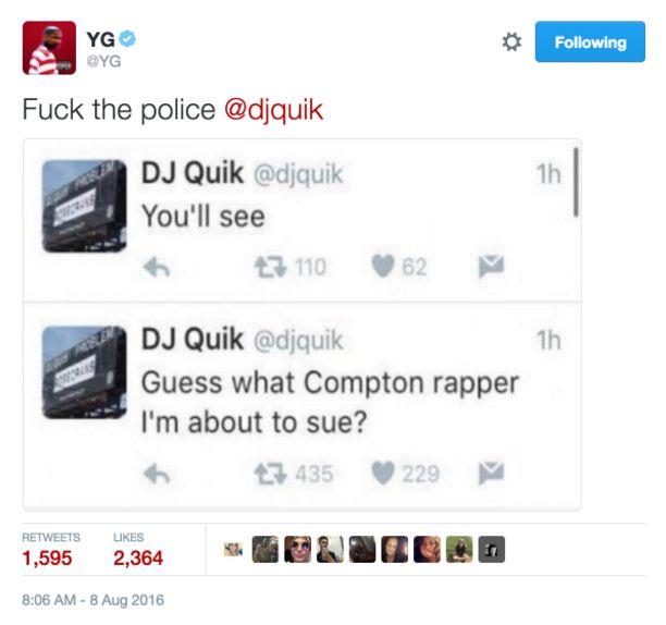 YG police