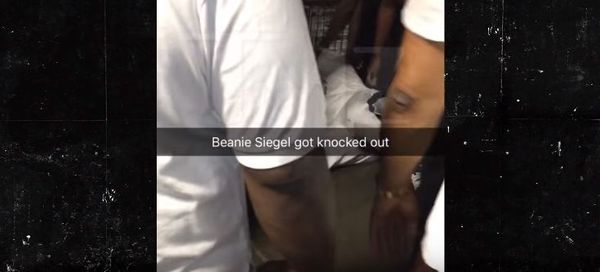 Video Shows One Of Meek Mill's Dreamchasers Knocking Out Beanie Sigel