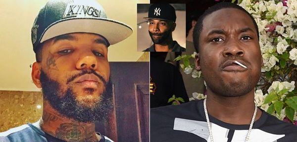 Joe Budden Comments On The Game-Meek Mill-Beanie Sigel Blow Up