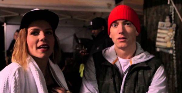 'Kill For You' Skylar Grey Featuring Eminem