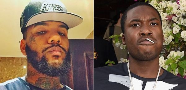 The Game Continues To Mock Meek Mill On IG, Now With Props