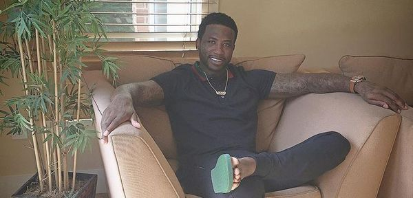 Gucci Mane Is Finally Fully Free