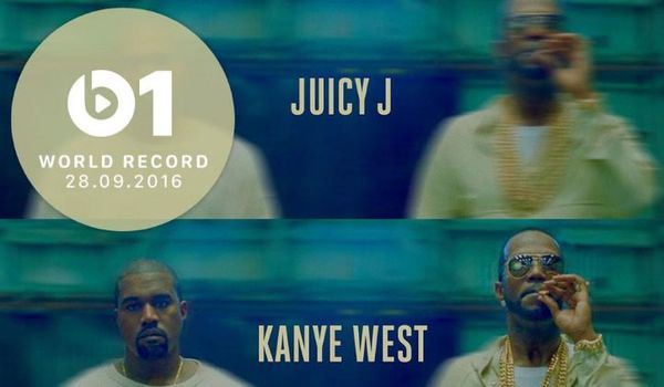 Stream 'Ballin' Juicy J Featuring Kanye West