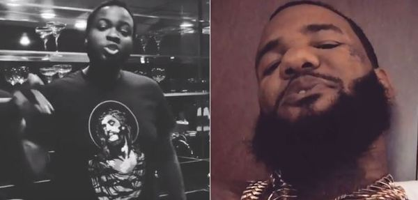 The Game Trolls Sean Kingston After Migos Fight