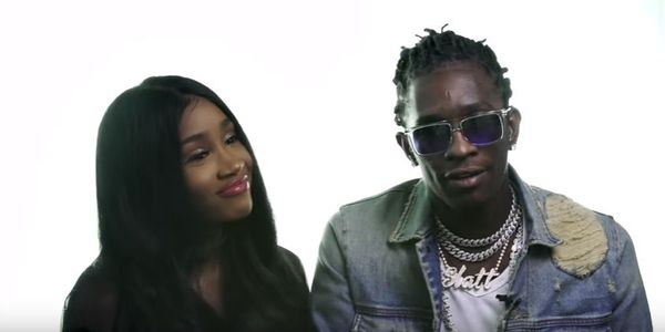 There Will Be Two Brides At Young Thug's Wedding