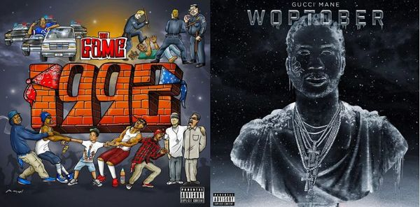 Check The Projections For The Game�s '1992' & Gucci Mane�s 'Woptober'
